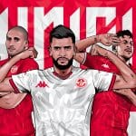 Kappa présente les maillots de la Tunisie pour 2020
