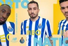 Image de l'article Le FC Porto et New Balance présentent les maillots 2020-2021