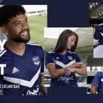 adidas présente les maillots 2020-2021 des Girondins de Bordeaux