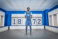Image de l'article Joma dévoile les nouveaux maillots 2020-2021 du Havre AC