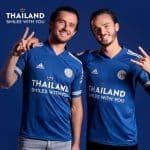 adidas présente les maillots 2020-2021 de Leicester City