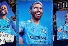 Image de l'article Manchester City et Puma présentent les maillots 2020-2021