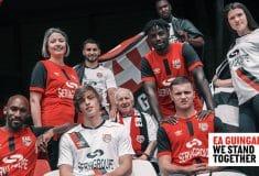 Image de l'article Umbro présente les maillots 2020-2021 de l'EA Guingamp