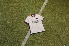 Image de l'article Nike présente les maillots 2020-2021 de l'AS Roma