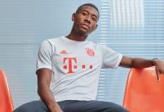 Image de l'article adidas lance les maillots 2020-2021 du Bayern Munich