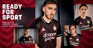 Image de l'article Les maillots adidas 2020-2021 du Feyenoord Rotterdam