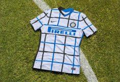 Image de l'article Nike dévoile le (très étonnant) maillot extérieur 20-21 de l'Inter Milan