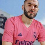Les maillots 2020-2021 du Real Madrid présentés par adidas
