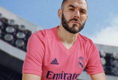 Image de l'article Les maillots 2020-2021 du Real Madrid présentés par adidas