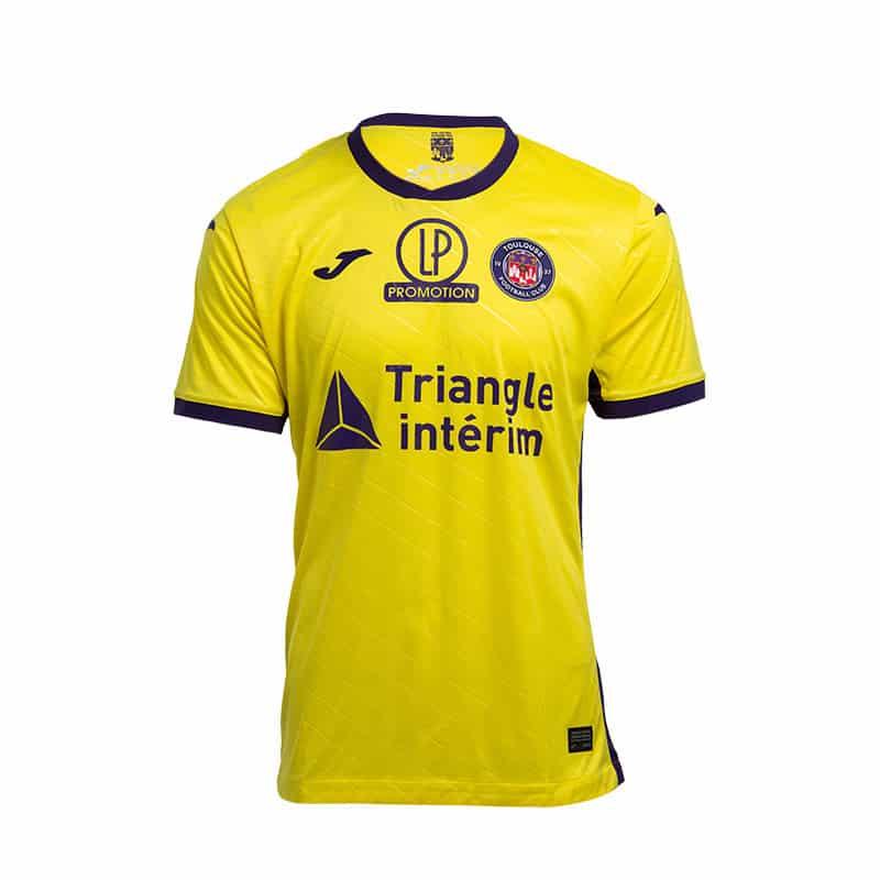 Maillot Extérieur du Toulouse FC