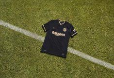 Image de l'article Le FC Barcelone de retour en noir sur son maillot extérieur