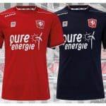 Meyba dévoile ses premiers maillots pour le FC Twente
