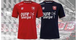 Image de l'article Meyba dévoile ses premiers maillots pour le FC Twente