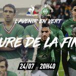 Un maillot historique pour Saint-Etienne en finale de la Coupe de France