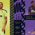 Puma et Newcastle officialisent les maillots 2020-2021
