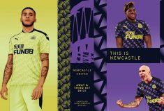 Image de l'article Puma et Newcastle officialisent les maillots 2020-2021
