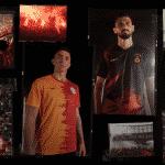 Nike dévoile les maillots 2020-2021 de Galatasaray