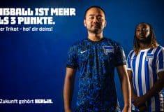 Image de l'article Le Hertha Berlin présente ses maillots Nike pour 2020-2021