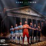 La Lazio Rome et Macron dévoilent les maillots 2020-2021