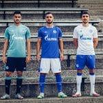 Les maillots Umbro 2020-2021 de Schalke 04