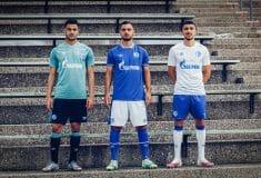 Image de l'article Les maillots Umbro 2020-2021 de Schalke 04