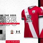 Under Armour dévoile les maillots 2020-2021 de Southampton