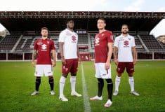 Image de l'article Joma et le Torino lancent les maillots 2020-2021
