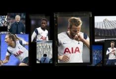 Image de l'article Nike et Tottenham dévoilent les maillots 2020-2021