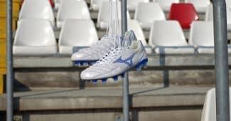 Image de l'article Mizuno dévoile la Rebula Cup inspirée de la Wave Cup Legend