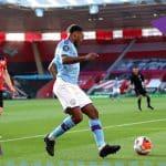 Raheem Sterling en crampons masqués contre Southampton #bootsmercato