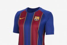 Image de l'article Quand Nike imagine une robe avec le nouveau maillot du Barça