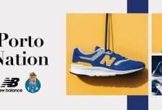 Image de l'article New Balance dévoile une New Balance 997H aux couleurs du FC Porto
