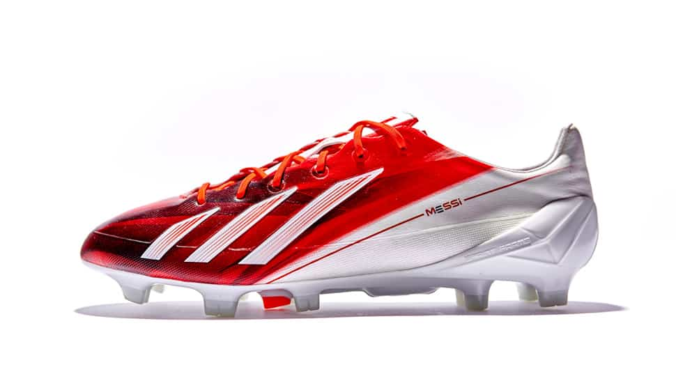 adidas-F50-messi-2013-rouge