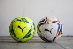 Image de l'article Puma dévoile deux nouveaux ballons pour la Liga 20-21, dont un spécialement pour les grands matchs