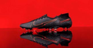 Image de l'article Nike dévoile son nouveau pack de crampons blackout