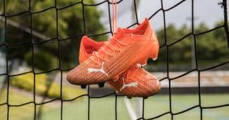 Image de l'article Puma lance sa nouvelle chaussure de foot Puma Ultra