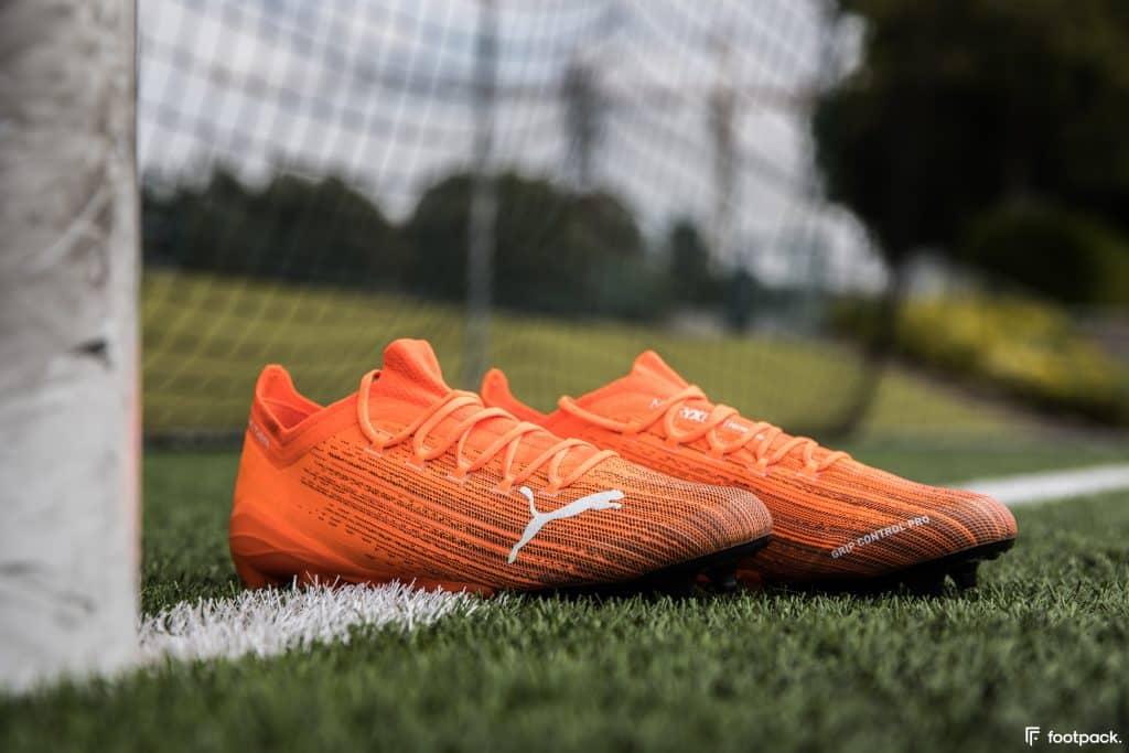 Puma lance sa nouvelle chaussure de foot Puma Ultra - footpack.