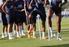 Image de l'article La composition en chaussures de PSG – Bayern