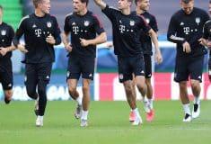 Image de l'article La composition en chaussures de Lyon – Bayern Munich