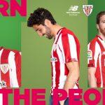 New Balance présente les maillots 2020-2021 de l'Athletic Bilbao