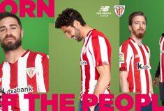 Image de l'article New Balance présente les maillots 2020-2021 de l'Athletic Bilbao