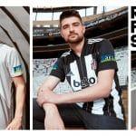 adidas et le Besiktas présentent les maillots 2020-2021