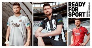 Image de l'article adidas et le Besiktas présentent les maillots 2020-2021