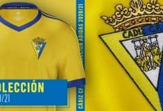 Image de l'article adidas présente les maillots 2020-2021 de Cadix