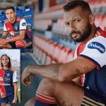 adidas présente les maillots de Cagliari pour la saison 2020-2021