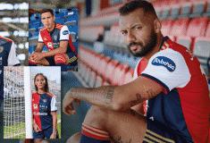 Image de l'article adidas présente les maillots de Cagliari pour la saison 2020-2021