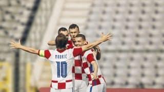 Les maillots de la Croatie de l'Euro 2020 dévoilés par Nike