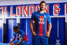 Image de l'article Crystal Palace et Puma présentent les maillots 2020-2021