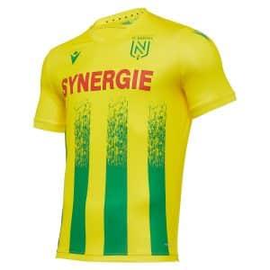 Maillot Domicile du FC Nantes