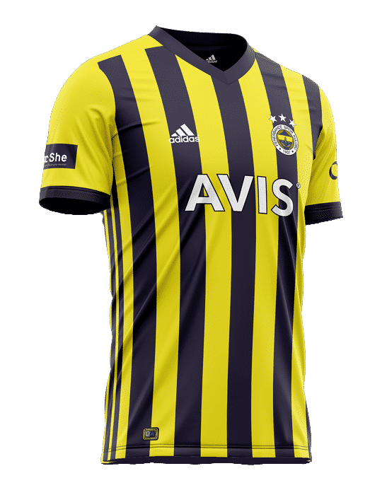 maillot-domicile-fenerbahce-2020-2021-adidas